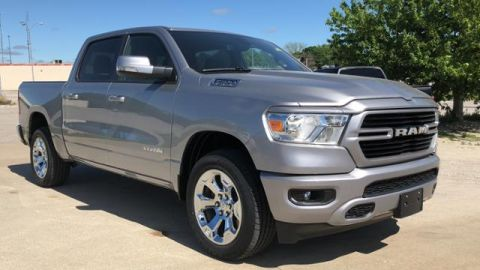 2019 RAM All-New  1500 Big Horn/Lone Star 4x4 Crew Cab 5'7