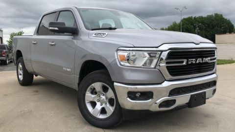 2020 RAM 1500 Big Horn 4x4 Crew Cab 6'4 Box