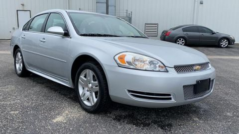 Pre-Owned 2012 Chevrolet Impala 4dr Sdn LT Retail FWD 4dr Car