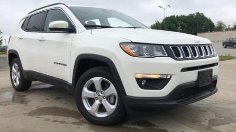2020 JEEP Compass Latitude 4x4