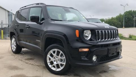2019 JEEP Renegade Latitude 4x4